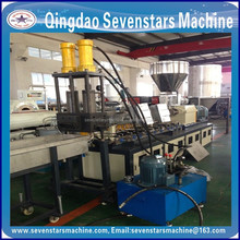 SHJ65 Parallel Twin-screw Extruder plastic granulator