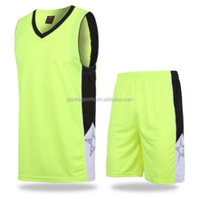 Designer most popular basketball uniform shorts design