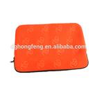 Fonte da fábrica tapetes de carro/laptop de proteção zíper saco fechado com esteira de eva