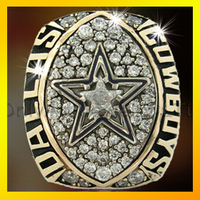 delicate 1992 Dallas Cowboys brass or silver championship rings