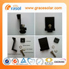 Black Module Clamp,Solar Tracking Kit,Solar Module Clamp