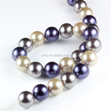 Wholesale Various Size Shell Pearl Rolls of Beads Pearl