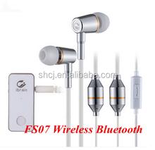 FS07 The Newest Fashion Design Air Tube EMF & RF Against Mobile Phone Bluetooth Headset