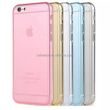 Ultra Thin 0.3MM Cover Protective Thin TPU Case Cover for iPhone 6 6plus