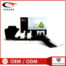 2014 OEM countertop jewelry display elegant design flexiable combination
