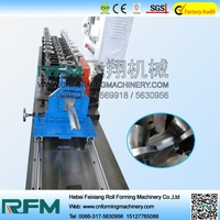 FX galvanized steel roof truss purlin cold roll forming machine