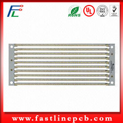 Low Cost LED PCB For Tube Light Strip SMD PCBA HASL