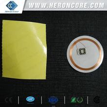 Factory hot sell rfid label active rfid sticker with gps