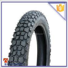 2.50-17, 2.75-17, 2.75-18, 3.0-18 Universal rubber motorcycle tubeless tyres for sale