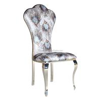 unique style dining chair luxury velvet sex chair