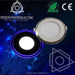 China Alibaba Aluminum Led Panel Light Frame Hot Sale RoHS CE 20W