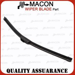 automobiles spare parts silicone wiper blade windshield wiper blade