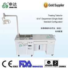 For Patient (Single-Seat) DC Standard Configuration Treating Table For E.N.T.Department