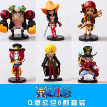 Factory Direct One Piece Action Figure Toys