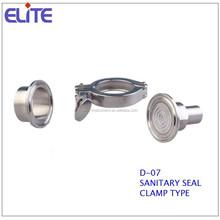 D-07 SANITARY SEAL CLAMP TYPE