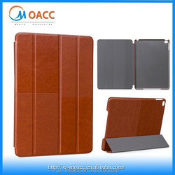 Fashion slim flip leather case for ipad air 2,for ipad air 2 case