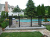 Prefab Galvanized Pool Fencing ISO9001 20 years factory