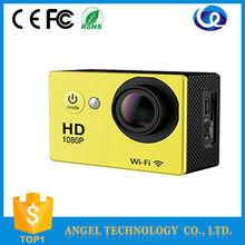 FULL HD car dvr Sonys chip Wide dynamic super night vision GPS dashcam with camera input