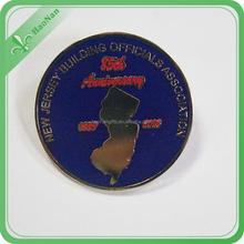 brand logo vip metal card embossed souvenir plates