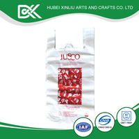 China design alibaba top sale packing plastic bag for clothes
