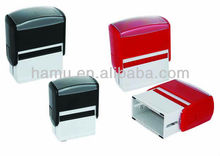 Oblong Office Plastic Funny Self-inking Stamp