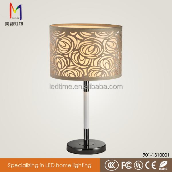 골드 박 램프 E27 침대 사이드 테이블 램프/디자인 테이블 램프 CE ...