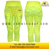 Gym customized yoga wear oem design fitness leggings