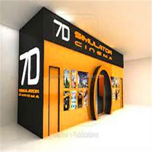 Interesting games in Dynamic 7d 8d cinema equipment