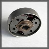 "GE Series centrifugal clutch 12T 3/4"" Heavy duty clutch for go kart minibike mower"