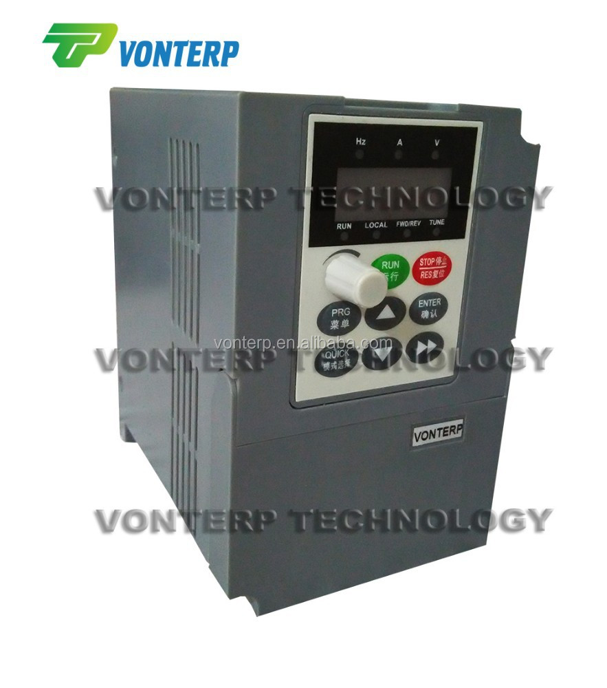 Wholesale Variable Frequency Drive Vfd Inverter 2 2kw 380v