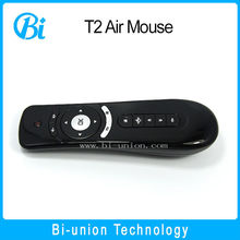 2 2.4G Wireless Air mouse android remote control use for Android mini PC/google tv box MK808,809,802,UG802/007