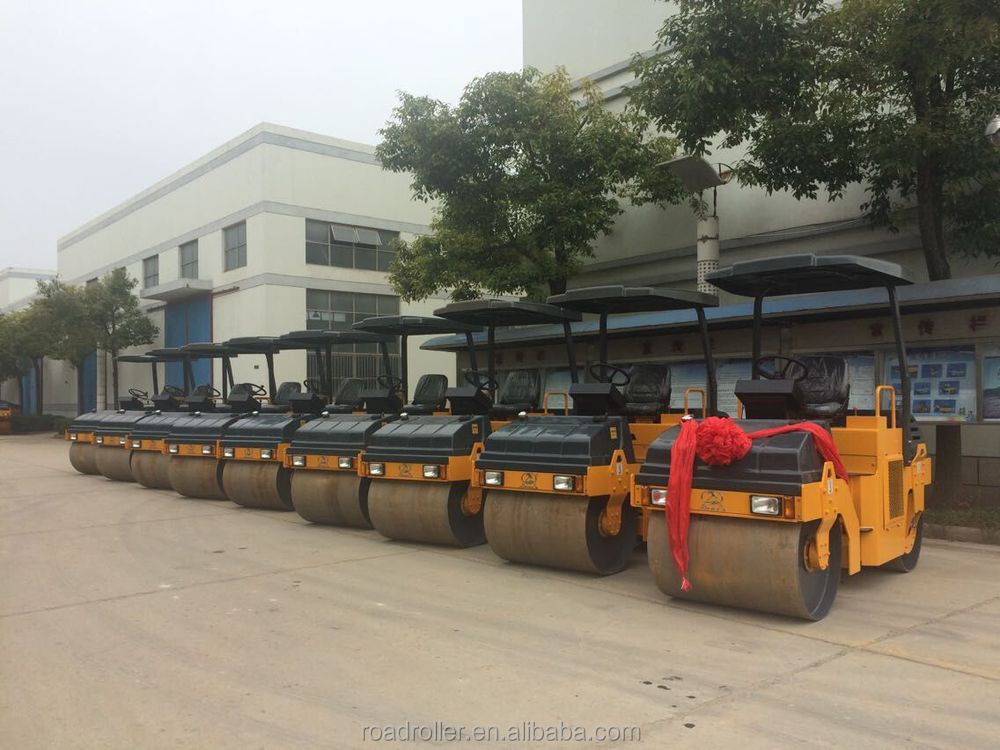 2 ton small price road roller for sale mini road roller compactor