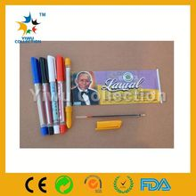 metal advertising promotional floating pen with customized floater