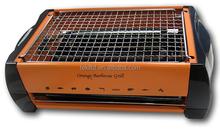 Pequeno portátil yakatori elétrico Grill cozinha equipamentos para churrasco queimador de gás Grill