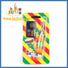 Jl-443 Yiwu Jiju Metal pipas piezas, piedra pipas