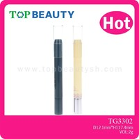 TG3302-2 Custom Chuby Pen Cosmetic Empty Slim Lip Gloss Tube Packaging