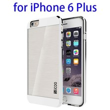 For iPhone 6 Plus,TPU and PC Hybrid Mobile Phone Case for iPhone 6 Plus