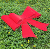 HOT SAL ! High Quality Waterproof indoor/outdoor Decoration Ribbon Bow
