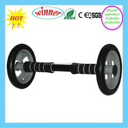 high class ABS plastic ab roller/ab wheel/ab roller trainer for fitness
