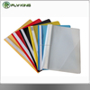 plastic file folder pp report file