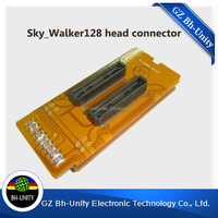 Best price!Gongzheng 3216 printer Xaar 128 head board connector