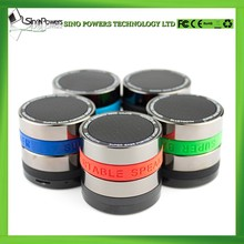 Professional OEM service portable camera shape bluetooth mini speaker with TF card and FM radio and smart voice handsfree