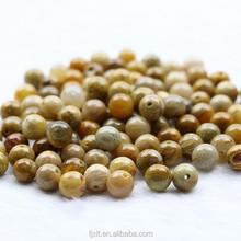 Indonesian coral gemstone bead