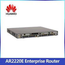 HUAWEI AR2220E VDSL VoIP Modem Router supports VPN PBX SIP Server