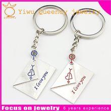 Fully stocked promotion key tag zinc alloy