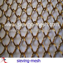 Arquitectura de material decorativos cortinas cortinas de metal, techo de los edificios de tela para cortinas