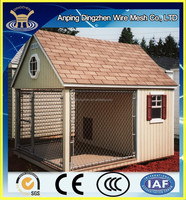 custom built dog kennel/wire mesh fencing dog kennel /chain link dog kennel lowes
