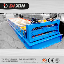DX R panel roll forming machine rolling machine made in china