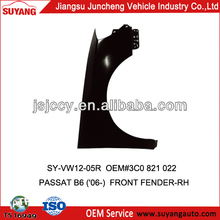 OEM Style Car Front Fender For VW PASSAT B6 (06-) 3C0 821 022