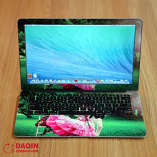 Por toshiba laptop skin sticker en Yemen